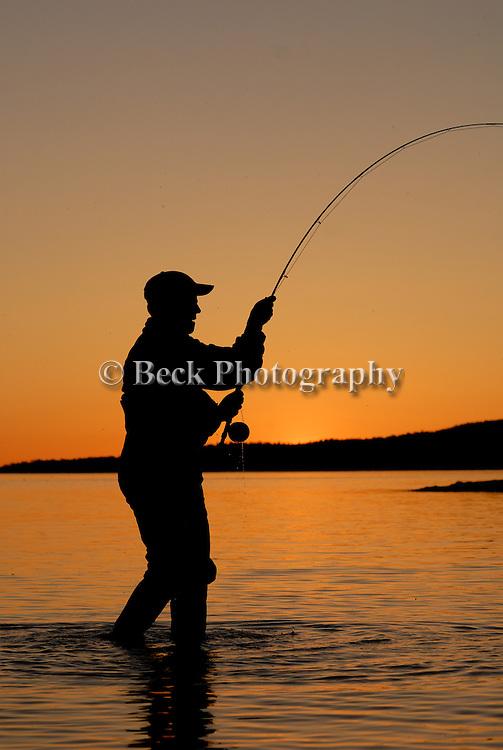 Fall Fly Fishing in Kulik