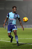 Anthony Stewart of Wycombe Wanderers during the Sky Bet League 2 match between Wycombe Wanderers and Morecambe at Adams Park, High Wycombe, England on 12 November 2016. Photo by David Horn.