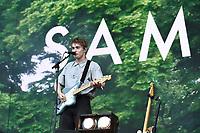 JUL 12 Sam Fender performing at British Summertime 2019