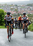 Alexander Kamp (DEN) Riwal Readynez Cycling Team during Stage 3 of the 2019 Tour de Yorkshire, running 132km from Brindlington to Scarborough, Yorkshire, England. 4th May 2019.<br /> Picture: ASO/SWPix/Alex Broadway | Cyclefile<br /> <br /> All photos usage must carry mandatory copyright credit (© Cyclefile | ASO/SWPix/Alex Broadway)