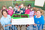 CHILDCARE: Staff and children at the Waterville Early Years Centre, which still has places available, front l-r: Martina Mahony, Trish Sullivan, back Mary Fenton and Maureen Teahan.