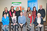 Parents Information Night: Attending the seminar on Support for Young Peoples Mental Health held at the Listowel Family Resource Centre on Thursday night last were in front: Siobhan Keating, Fenella Murphy, Inspire Ireland, Vincent McCarthy, Patricia O'Sullivan & Bernadette O'Neill. Back: Anne Roche, Lorraine Burler, NEKD, Mairead O'Sullivan, Jigsaw Kerry  Co-ordinator, Martina Ryan-Leahy, Louise Lyons, Xist@ance, Maeve Griffin, Xist@nce & James barry , Jigsaw.
