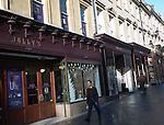 Jollys department store shop on Milsom Street, Bath, Somerset, England