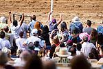 DEL MAR,CA-AUG 17: Pacific Classic Day scene at Del Mar Race Track on August 17,2019 in Del Mar,California. Kaz Ishida/Eclipse Sportswire/CSM