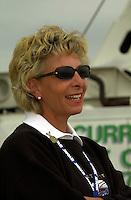 Debbie Gregory, U-10..Chrysler Jeep APBA Gold Cup, Detroit River, Detroit, MI, USA  9 July,2000  ©F.Peirce Williams 2000..
