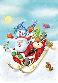 Sharon, CHRISTMAS SANTA, SNOWMAN, WEIHNACHTSMÄNNER, SCHNEEMÄNNER, PAPÁ NOEL, MUÑECOS DE NIEVE, GBSS, paintings+++++,GBSSC50XJ2,#X#