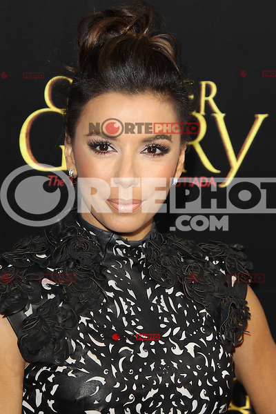 Eva Longoria at the film premiere of 'For Greater Glory' at AMPAS Samuel Goldwyn Theater on May 31, 2012 in Beverly Hills, California. ©mpi26/ MediaPunch Inc.