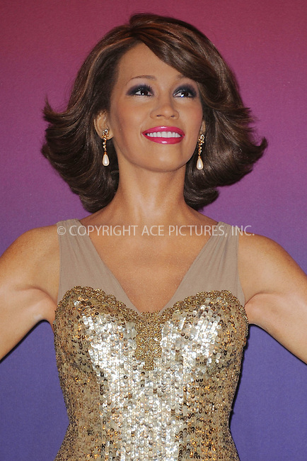 WWW.ACEPIXS.COM . . . . . .February 7, 2013...New York City....Four wax figures of late US singer Whitney Houston are unveiled at Madame Tussauds New York....Please byline: KRISTIN CALLAHAN - ACEPIXS.COM.. . . . . . ..Ace Pictures, Inc: ..tel: (212) 243 8787 or (646) 769 0430..e-mail: info@acepixs.com..web: http://www.acepixs.com .