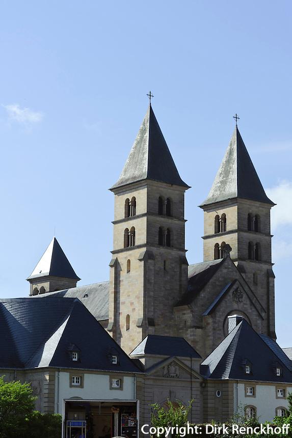 Basilika St. Willibrord in Echternach, Luxemburg