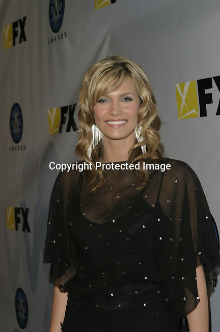 Natasha Henstridge<br />The 3rd Annual DVD Exclusive Awards<br />The Wiltern Theater LG<br />Los Angeles, CA, USA<br />December 2, 2003 <br />Photo By Celebrityvibe.com /Photovibe.com