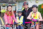 Deirdre Moynihan, Thomas and MArie O'Donoghue and Rachel Horgan enjoying the cycle on Sunday
