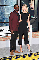 Ore Oduba<br /> at the premiere of &quot;The Girl on the Train&quot;, Odeon Leicester Square, London.<br /> <br /> <br /> &copy;Ash Knotek  D3156  20/09/2016