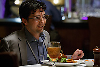 The Big Short (2015)<br /> John Magaro plays Charlie Geller<br /> *Filmstill - Editorial Use Only*<br /> CAP/KFS<br /> Image supplied by Capital Pictures