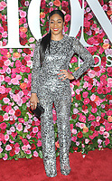 NEW YORK, NY - JUNE 10: Tiffany Haddish attends the 72nd Annual Tony Awards at Radio City Music Hall on June 10, 2018 in New York City.  <br /> CAP/MPI/JP<br /> &copy;JP/MPI/Capital Pictures