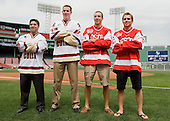 090820 - Hockey East Doubleheader at Fenway Park Press Conference