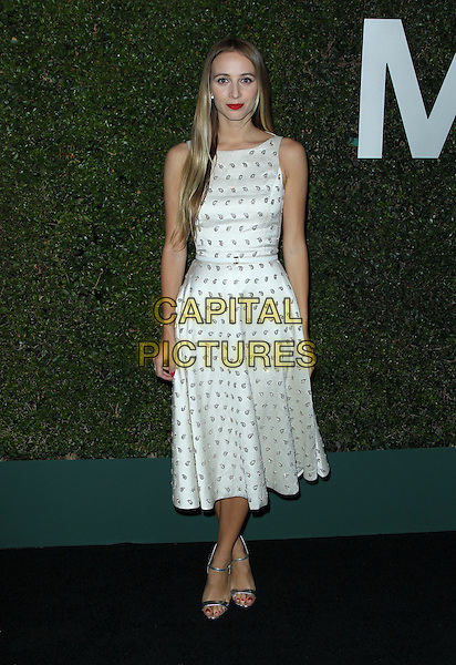 Beverly Hills, CA - October 2: Harley Viera-Newton Attending Michael Kors Hosts Launch Of Claiborne Swanson Frank's &quot;Young Hollywood&quot; Portrait Book At Private Residence California on October 2, 2014.  <br /> CAP/MPI/RTNUPA<br /> &copy;RTNUPA/MediaPunch/Capital Pictures