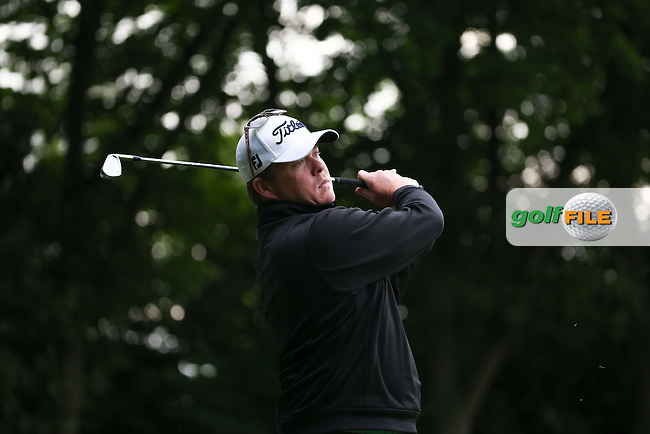 George Coetzee (RSA) during Round Two of the 2016 BMW PGA Championship over the West Course at Wentworth, Virginia Water, London. 27/05/2016. Picture: Golffile | David Lloyd. <br /> <br /> All photo usage must display a mandatory copyright credit to &copy; Golffile | David Lloyd.