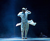 Until The Lions <br /> choreographed and directed by Akram Khan <br /> at The RoundHouse, Chalk Farm, London, Great Britain <br /> 11th January 2016 <br /> <br /> Akram Khan <br /> <br /> <br /> <br /> <br /> Photograph by Elliott Franks <br /> Image licensed to Elliott Franks Photography Services