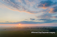 63893-03702 Sunrise aerial view Marion Co. IL