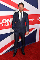 "01 March 2016 - Hollywood, California - Gerard Butler. ""London Has Fallen"" Los Angeles Premiere held at ArcLight Cinemas Cinerama Dome. Photo Credit: Koi Sojer/AdMedia"