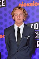 Red Gerard at the Nickelodeon Kids' Choice Sports Awards 2018 at Barker Hangar, Santa Monica, USA 19 July 2018<br /> Picture: Paul Smith/Featureflash/SilverHub 0208 004 5359 sales@silverhubmedia.com