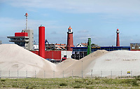 Nederland  IJmuiden aan Zee - 2019.  Het havengebied van IJmuiden. Foto Berlinda van Dam / Hollandse Hoogte