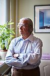 Germany, Berlin, 2017/11/16<br /> <br /> Horst Selbiger, holocaust survivor