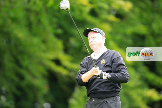 Billy O'Dwyer (Grange) during the Leinster final of the AIG Pierce Purcell, Portarlington Golf Club, Portarlington, Co Laois.  26/07/2015.<br /> Picture: Golffile | Fran Caffrey<br /> <br /> <br /> All photo usage must carry mandatory copyright credit (&copy; Golffile | Fran Caffrey)