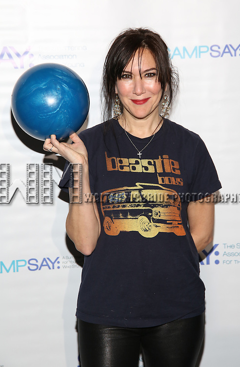 Nadia Dajani attends the 5th Annual Paul Rudd All-Star Bowling Benefit for (SAY) at Lucky Strike Lanes on February 13, 2017 in New York City.