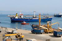 Nordzypern, Hafen von Famagusta (Gazimagusa, Ammochostos),