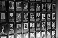 Varsavia, Warsaw, la famigerata prigione nazista di Pawiak, the notorious Pawiak nazi prison. Alcuni dei reclusi (si ipotizzano 37000 deceduti in cella e 60000 spediti nei campi di concentramento )