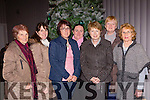 Jean McCarron, Anne Maire Walsh, Margaret O'Sullivan, Denise Foran, Mary Walsh, Cathernie O'Donnell all Listowel and Margaret Carmody at the launch of the Kerry Diocesan plan in the Malton Hotel on Monday evening
