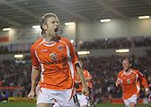 2007-10 10 Blackpool v Scunthorpe