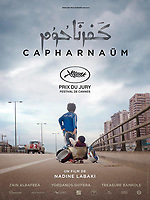 Capernaum (2018) <br /> Capharna&uuml;m (2018)<br /> French poster<br /> *Filmstill - Editorial Use Only* see Special Instructions.<br /> CAP/PLF<br /> Image supplied by Capital Pictures