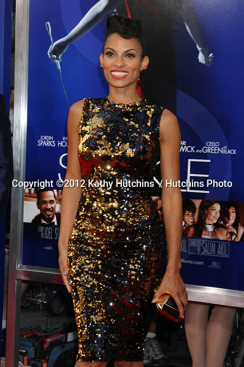 """Los Angeles - AUG 16:  Goapele arrives at the """"Sparkle""""  Premiere at Graumans Chinese Theater on August 16, 2012 in Los Angeles, CA"""