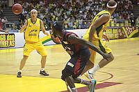 BRASÍLIA, DF 02 DE MARÇO 2013 - JOGO DAS ESTRELAS DO BASQUETE EM BRASÍLIA. Nesta manhã de sábado (02) um super jogo de basquete na quadra do ginásio Nilson Nelson em Brasília DF.  Este jogo são os melhores jogadires brasileiros e jogadores estrangeiros que jogam no basquete Brasil..FOTO RONALDO BRANDÃO/BRAZIL PHOTO PRESS