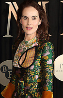 Michelle Dockery at the Luminous - BFI Gala Dinner at The Guildhall, Gresham Street, London on 3rd October 2017<br /> CAP/ROS<br /> &copy; Steve Ross/Capital Pictures
