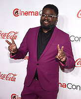 "LAS VEGAS, NV - APRIL 26: Recipient of the ""breakthrough Performer of the Year"", Lil Rel Howery attends the CinemaCon Big Screen Achievement Awards at CinemaCon 2018 at The Colosseum at Caesars Palace on April 26, 2018 in Las Vegas, Nevada. (Photo by Frank Micelotta/PictureGroup)"