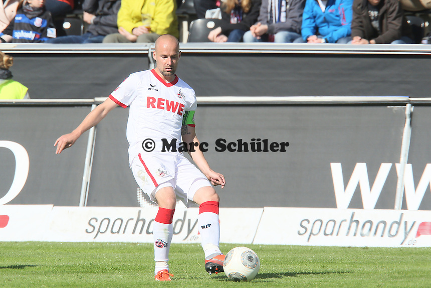 Miso Brecko (Koeln) - FSV Frankfurt vs. 1. FC Koeln, Frankfurter Volksbank Stadion