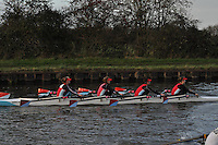 547 WRC Wallinford. Wycliffe Small Boats Head 2011. Saturday 3 December 2011. c. 2500m on the Gloucester Berkeley Canal