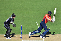 3rd November 2019, Wellington, New Zealand;  England's David Malan in batting action during the second T20 International game between New Zealand and England, Westpac Stadium, Wellington, Sunday 3rd November 2019.  - Editorial Use
