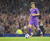 June 3rd 2017, National Stadium of Wales , Wales; UEFA Champions League Final, Juventus FC versus Real Madrid; Luka Modric of Real Madrid in action on the ball during the match