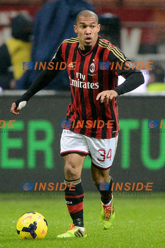 Nigel De Jong Milan<br /> Milano 01-02-2014 Stadio Giuseppe Meazza - Football 2013/2014 Serie A. Milan - Torino Foto Giuseppe Celeste / Insidefoto