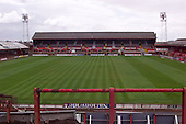 23/06/2000 Blackpool FC Bloomfield Road Ground..Southt stand from the home section of the Kop.....© Phill Heywood.