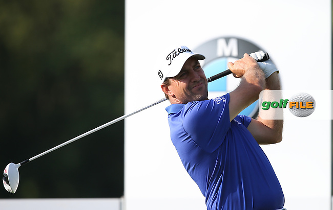 Darren Fichardt (RSA) during Round Two of the 2015 BMW International Open at Golfclub Munchen Eichenried, Eichenried, Munich, Germany. 26/06/2015. Picture David Lloyd | www.golffile.ie