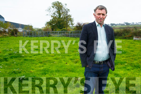 North Kerry Farmer Michael O'Connor who had 11 cows stolen from his Farm near Glin.