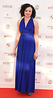 Carlyss Peer at The Old Vic Bicentenary Ball held at The Old Vic, The Cut, Lambeth, London, England, UK on Sunday13 May 2018.<br /> CAP/MV<br /> &copy;Matilda Vee/Capital Pictures