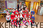 Junior Infants in Glenderry national school enjoyed their first Christmas concert on Friday morning. Ms Caroline Corridon's Junior Infants in Glenderry national school enjoyed their first Christmas concert on Friday morning. Also pictured was Claire Greaney.
