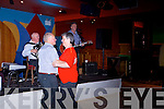 Murrihy and Jerome Coakley Band at  the River Island Hotel Castleisland Dance with the P.J. Murrihy and Jerome Coakley Band on Thursday