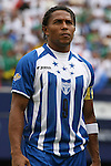10 June 2007: Honduras' Carlos Pavon. The Honduras Men's National Team defeated the National Team of Mexico 2-1 at Giants Stadium in East Rutherford, New Jersey in a first round game in the 2007 CONCACAF Gold Cup.